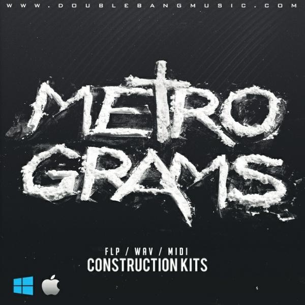 Double Bang Music - Metro Grams   Construction Kits