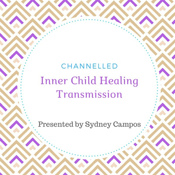 Guided Inner Child Healing Transmission