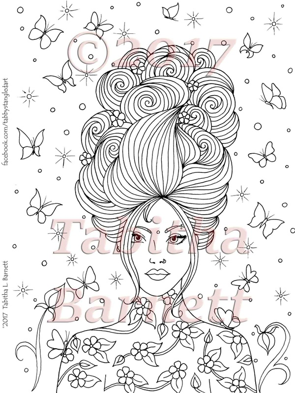 IVY Adult Coloring Page (JPG)