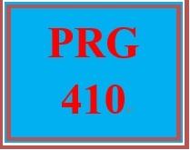 PRG 410 Week 1 Individual: Math Tutor Program