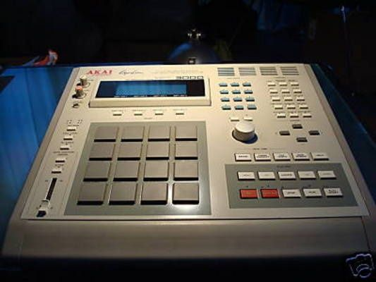 MPC 3000 Sound Kit
