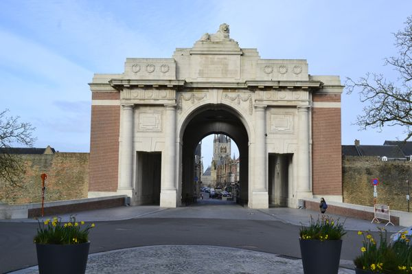 Ypres: Remembering the Fallen