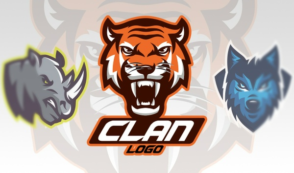 Custom Clan Logo
