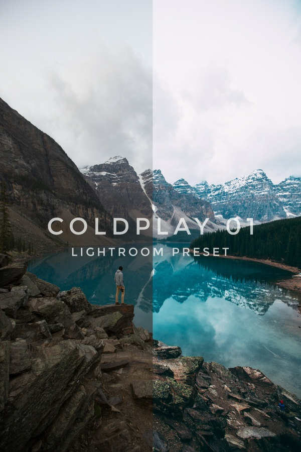 ColdPlay01 Lightroom preset