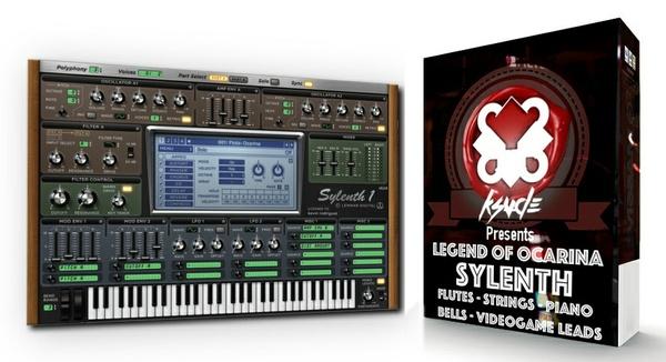 Legend of Ocarina -Sylenth1 Soundbank