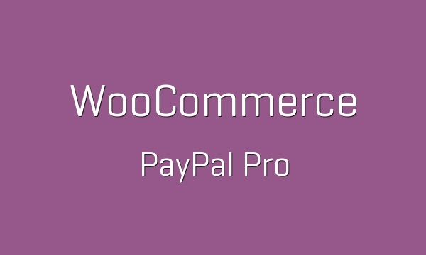 WooCommerce PayPal Pro 4.4.12 Extension