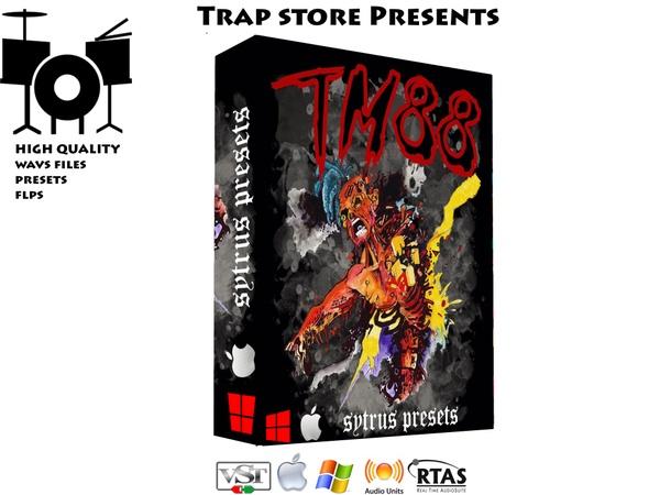 Trap Store Presents - TM88 Monster [FL Studio 12]