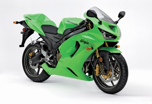 2005-2006 Kawasaki Ninja ZX-6RR Service Repair Manual Download