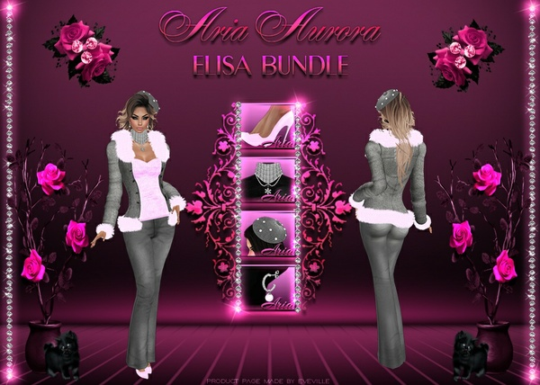 Elisa Bundle/Resell Right!
