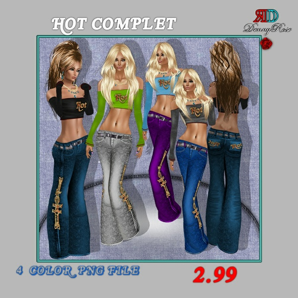 COMLET HOT