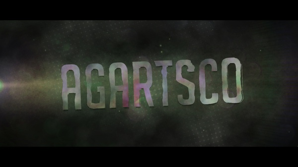 Grungy Intro Template