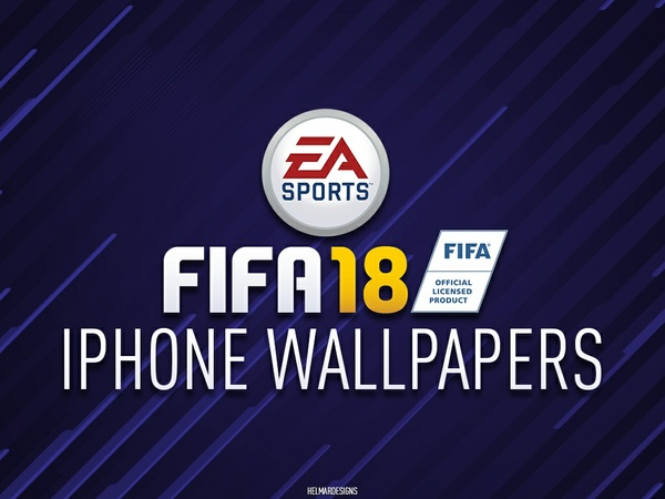 FIFA 18 iPhone Wallpapers