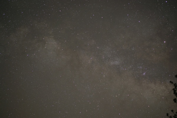 RAW Milkyway Images