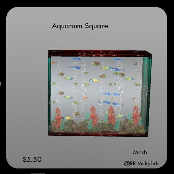 Aquarium Square