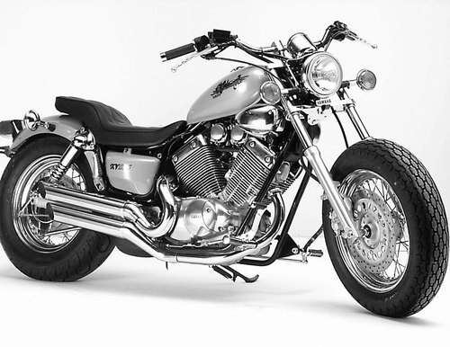 YAMAHA XV535 VIRAGO MOTORCYCLE SERVICE REPAIR MANUAL 1987-1993 DOWNLOAD