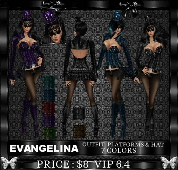EVANGELINA BUNDLE