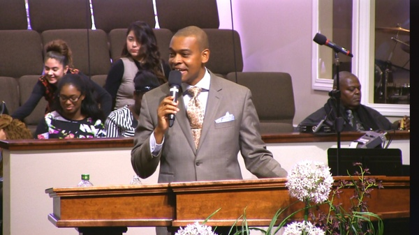 """Rev. Lawrence Warfield 02-28-16pm """" I Am Anointed"""" MP4"""