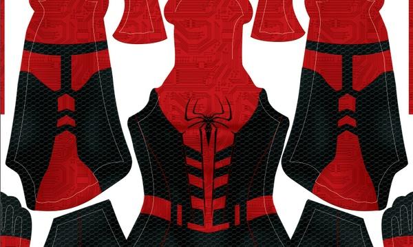 Sentinel Spider V4 pattern