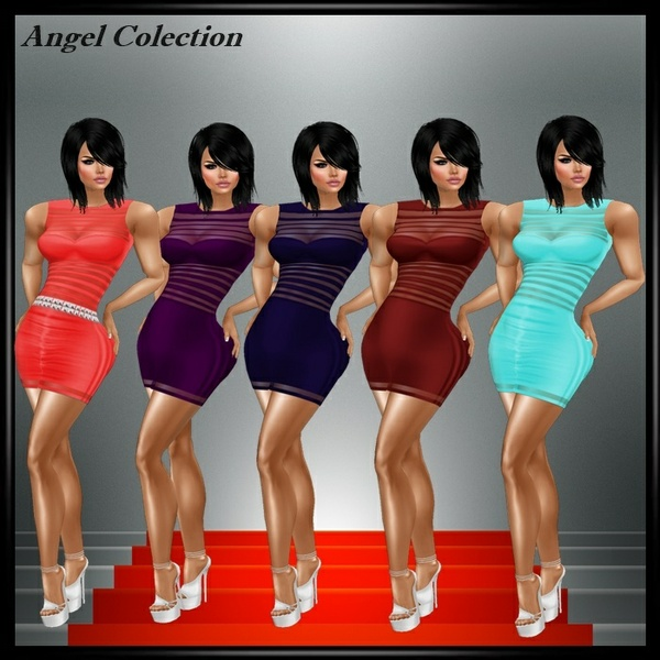 Angel Dresses With Resell Rights