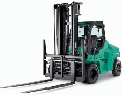 Mitsubishi Diesel Forklift Truck FD70NM (AF20D-40011-up) Workshop Service Manual