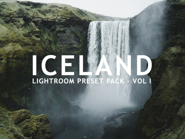 ICELAND Preset Pack - Vol I