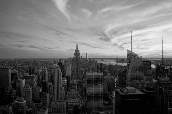 New York Stories 9 - Empire State Building 2