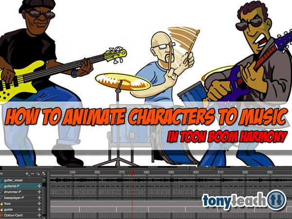 Learn How to Animate Characters to Music in Toon Boom Harmony 12 [final_v1b]