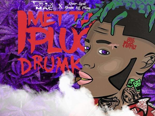 I Met The Plug Drum Kit (808 Mafia)