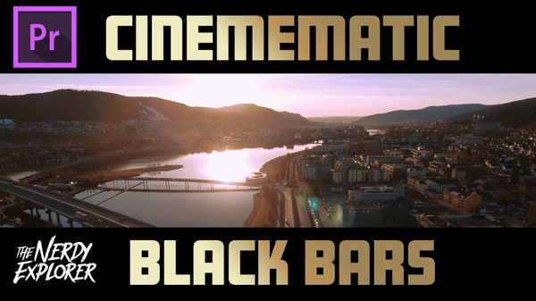 Cinematic Black Bars Preset (Premiere Pro CC)