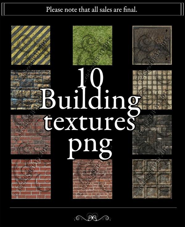 10 Building Textures