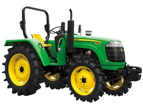 John Deere 500, 504, B550 and B554 Tractors Technical Repair Manual (TM701519)