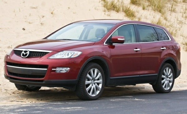 Mazda CX9 2007-2009 Factory Service Workshop repair manual