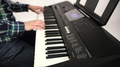 Style pack Yamaha Vol.1 Keyboard Tyros, PSR and CVP