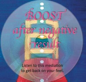 Boost after negative result