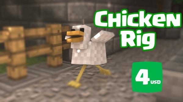 ChickenRigV5 (SatinAnimations)