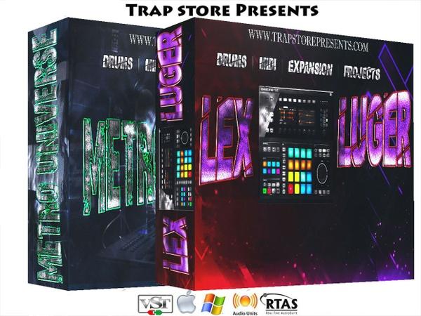 Trap Store Presents - Metro Universe & Lex Luger Maschine