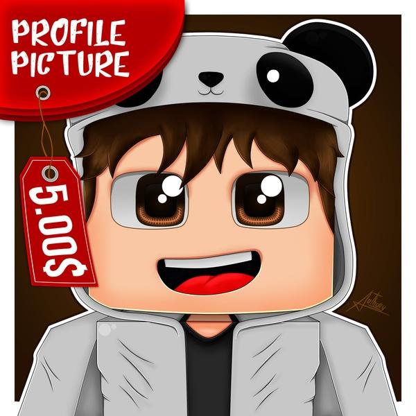 Foto de perfil Minecraft / Profile picture minecraft