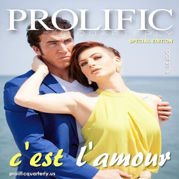 Prolific Quarterly c'est l'amour Special Edition