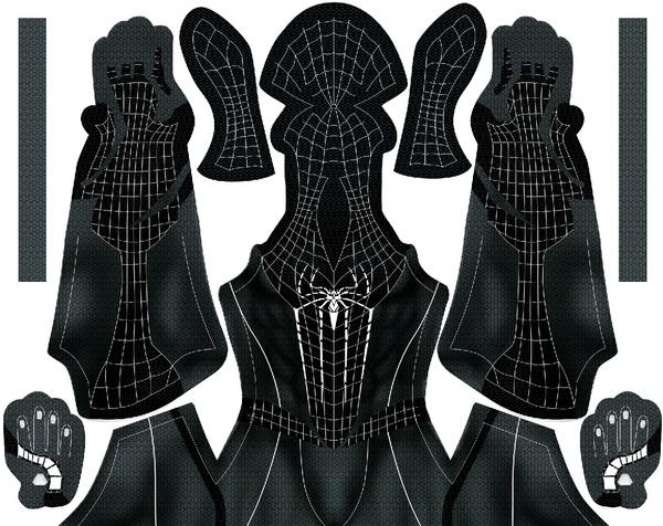 Symbiote TASM Hybrid pattern