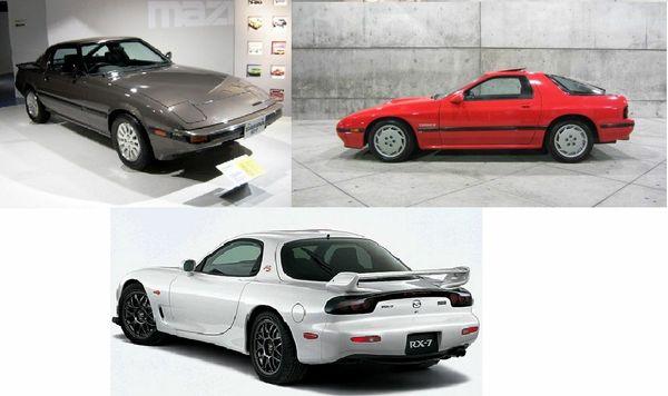 Mazda RX7 (1979-1995) Workshop Manual