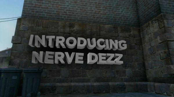 Nerve Dezz Project File (VEGAS)