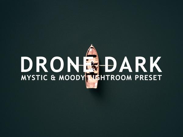 Drone Dark LR Preset