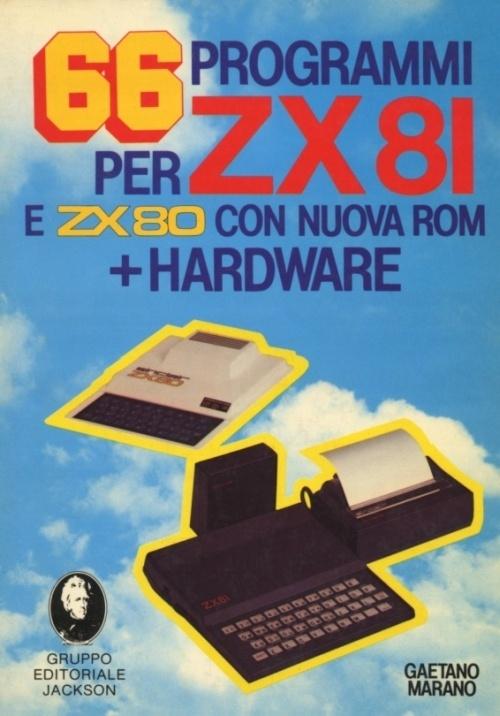66 programmi per ZX81