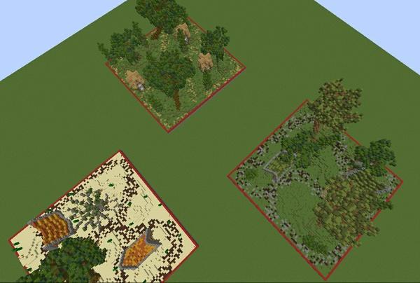 3x Koth Maps
