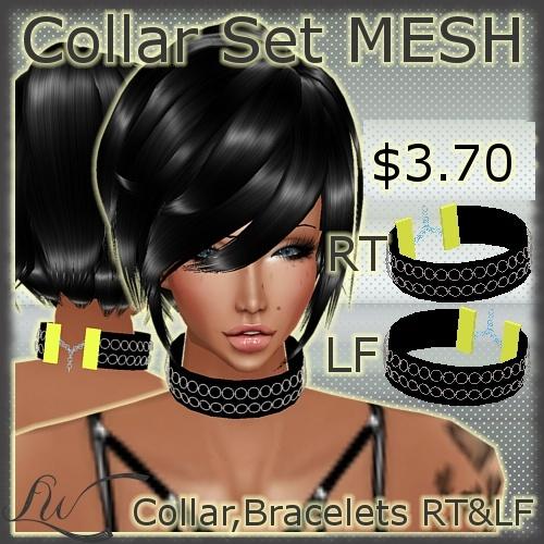 Collar Set MESH
