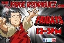 The Jorge Rodriguez Show 8-12-16