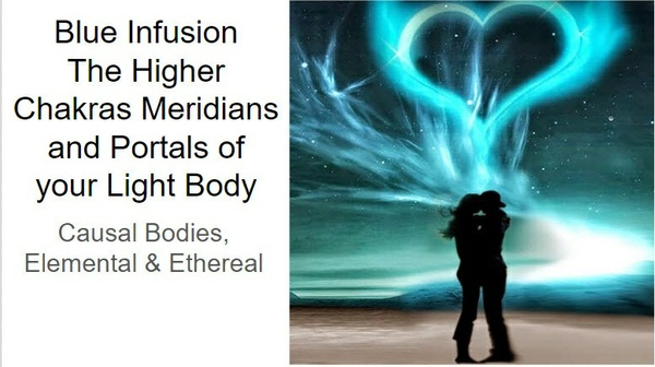 Blue Infusion Webinar Causal Body Series Part 1©