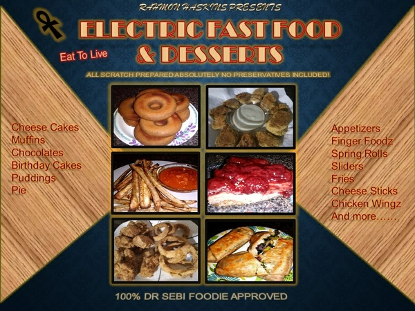 ELECTRIC FAST FOOD & DESSERTS