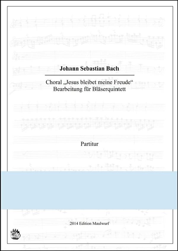 Bach Choral (Holzbläserquintett)
