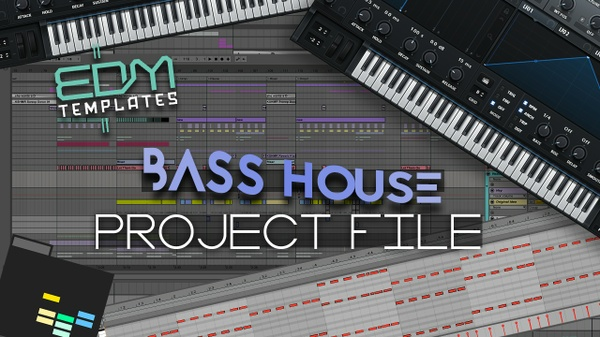 Ableton Live Bass House Template 21.08